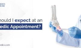 What should I expect at an Orthopedic Appointment?