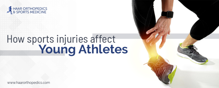 How sports injuries affect young athletes