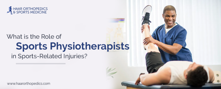 What is the Role of Sports Physiotherapists in Sports-Related Injuries?