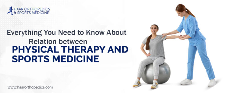 Everything You Need to Know About Relation between Physical Therapy and Sports Medicine